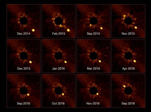 Bild: ESO/Lagrange/SPHERE consortium.