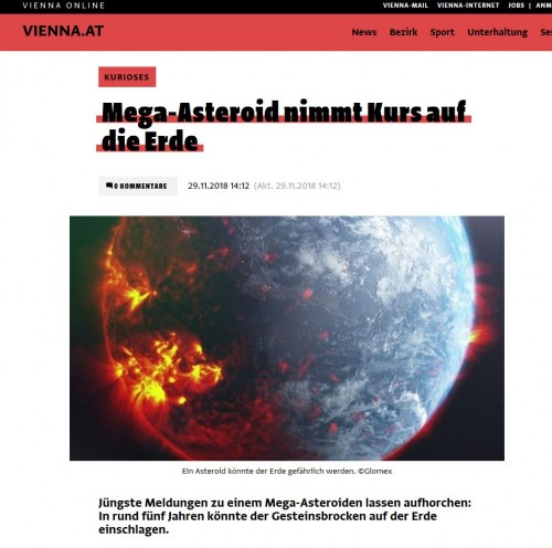 Screenshot vienna.at (29.11.2018)
