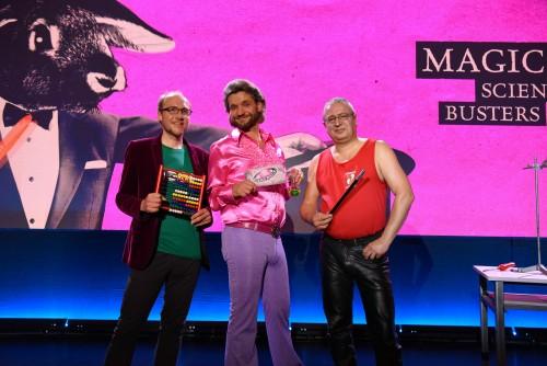 Magic Science Busters! (Foto: ORF/Hubert Mican)