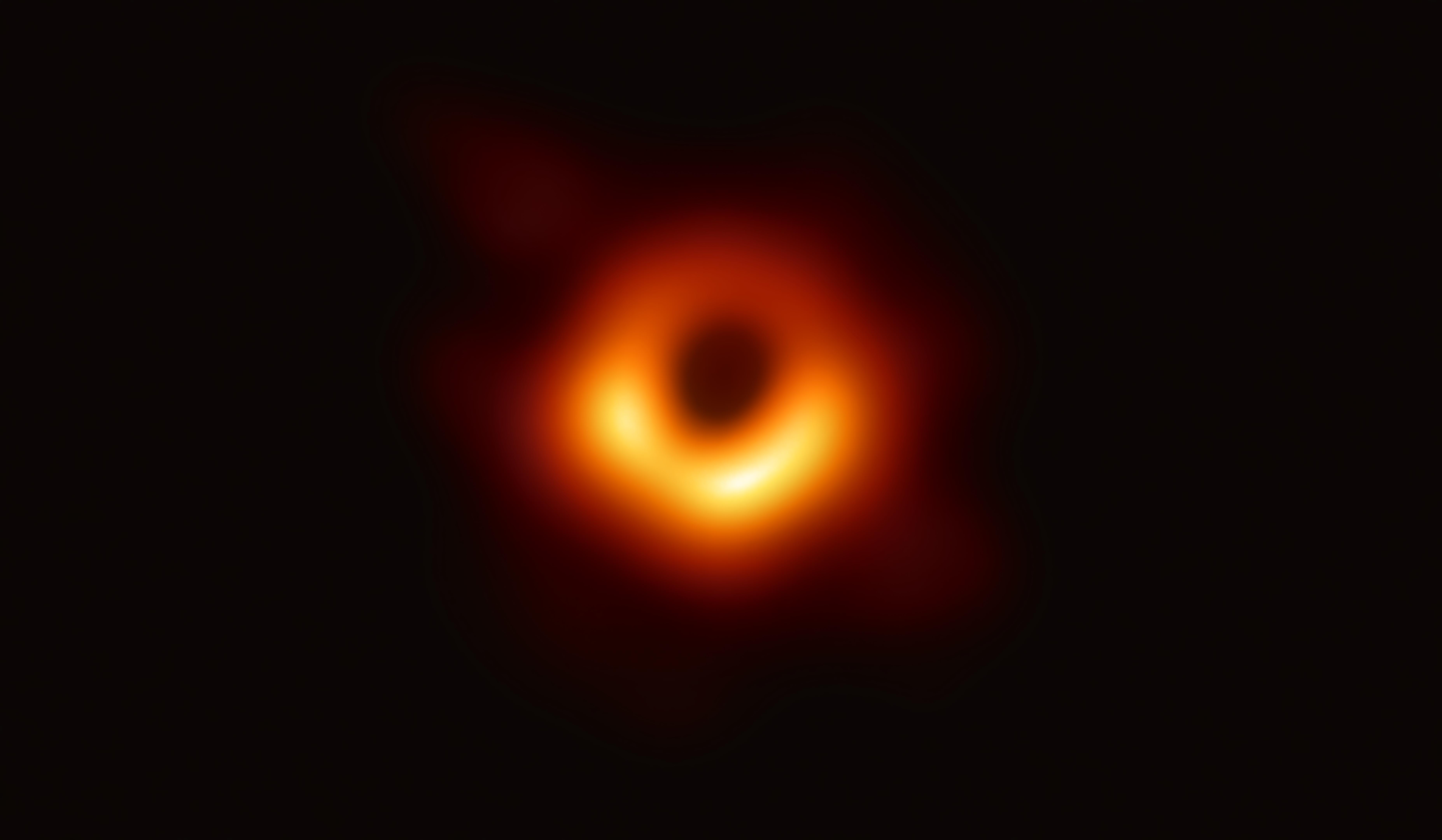 Supermassereiches Schwarzes Loch Astrodicticum Simplex