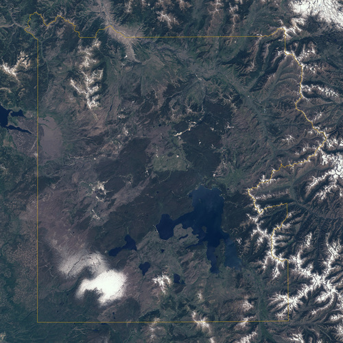 Yellowstone Magmakammer