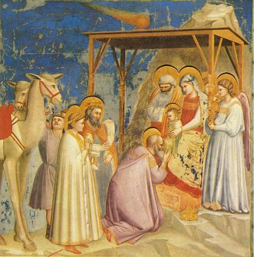 i-db3478f999aebe18797497ac2150aaf0-Giotto_-_Scrovegni_-_-18-_-_Adoration_of_the_Magi-thumb-500x504.jpg