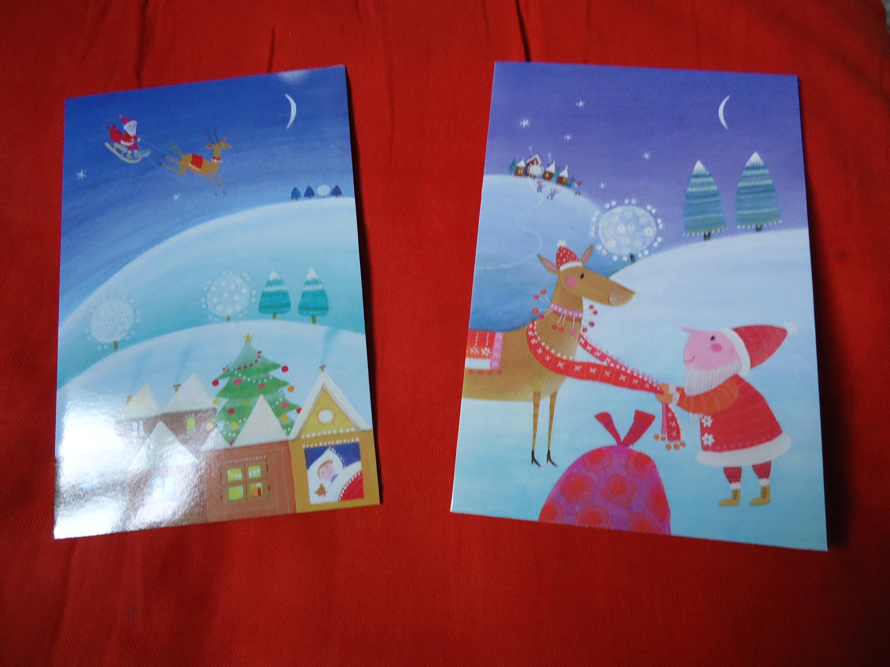 Die wissenschaft der weihnachtskarten astrodicticum simplex - Weihnachtskarten unicef ...