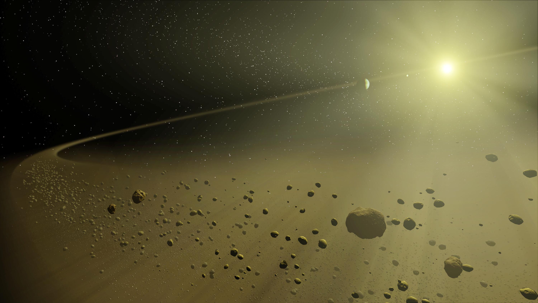 Kometen, Asteroiden, Meteoroide, Meteore und Meteorite: was ist der ...