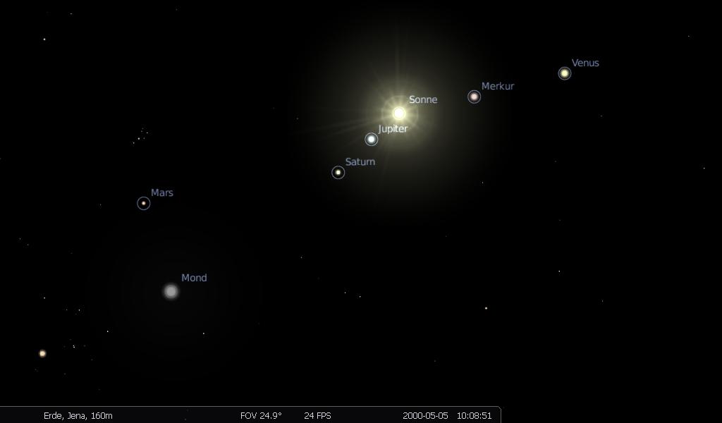 planet im sonnensystem