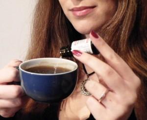 Mit knapp acht Euro vermutlich der teuerste Kaffeesüßer aller Zeiten