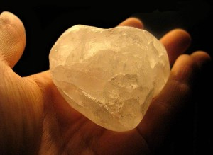 Kristallines Alaun (Quelle: Wikipedia)