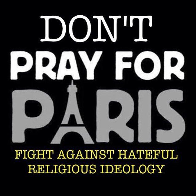 dont pray