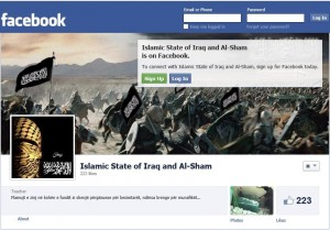 Isis-Facebook-page