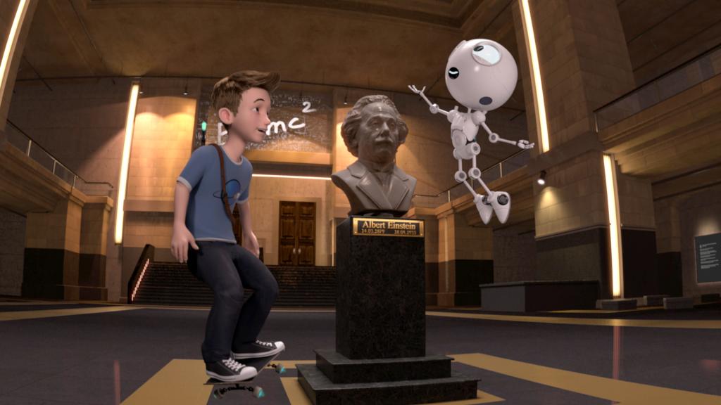 Planetarium Hamburg, LIMBRADUR und die Magie der Schwerkraft, (c) Softmachine Immersive Productions