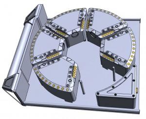 FLUMINAS Experimentehalter-Konzept, mit freundlicher Genehmigung des DLR.
