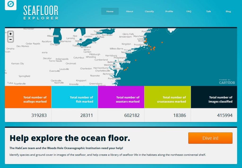SeafloorExplorer