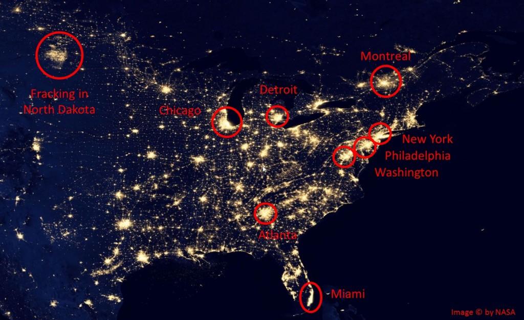 Erdgas und die Wahrheit über Fracking  Fracking-1024x627
