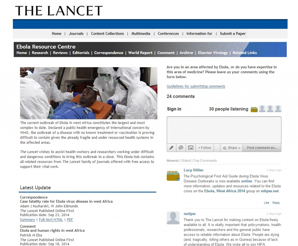 EbolaResourceCenter