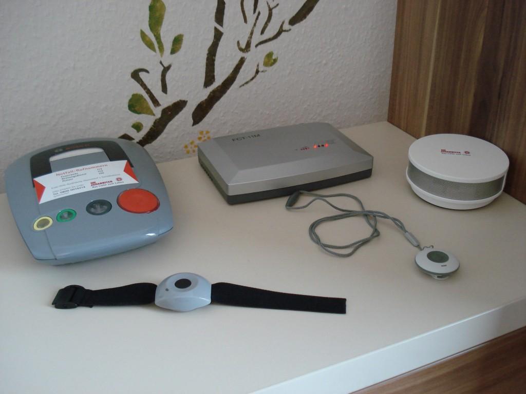 Hausnotrufsystem