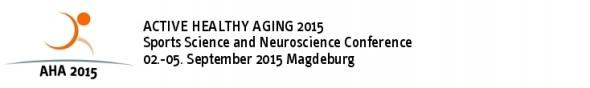 Active Healthy Aging 2015