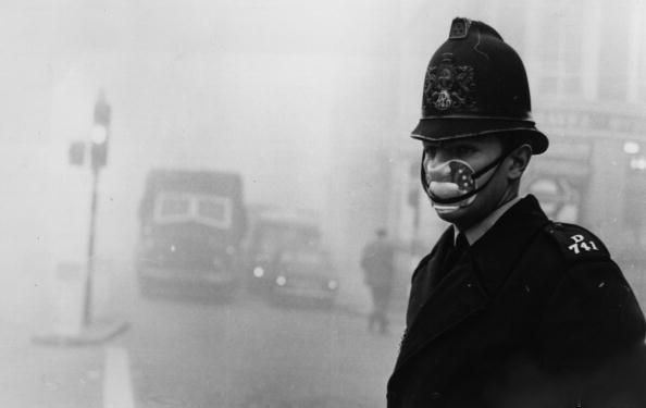 smog katastrophe london