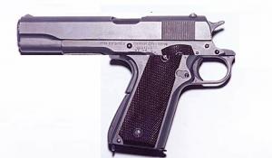 Absurd Pistol