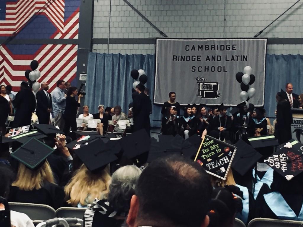 George Graduation 2
