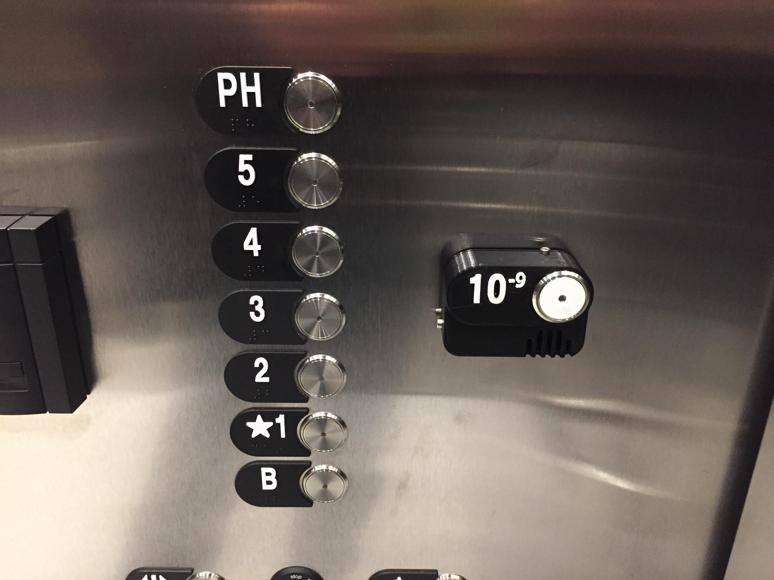 Nano-Fahrstuhl