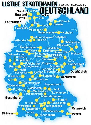 Deutsche Bahn Deutschlandkarte
