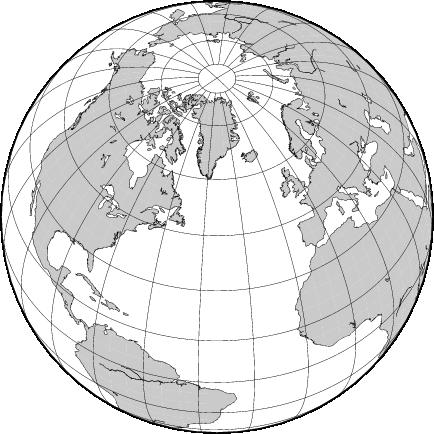 Globus Weltkugel Karte.Programmtipp Karten Zeichnen Mit Gmt Hier Wohnen Drachen