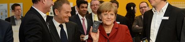 Merkel-Secusmart-Bar