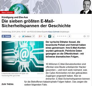 E-Mail-Focus