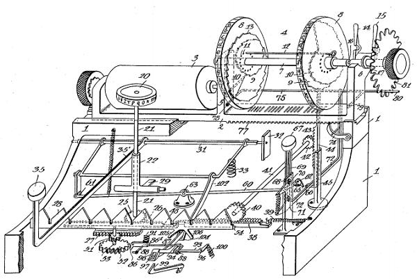 Sphinx-Ammon-Patent