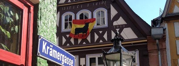 Gelnhausen-Inschrift-Bar