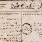 Postkarte-Australien-code