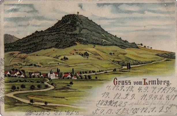 Postkarte-Lemberg