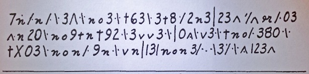 Danish-General-Cryptogram