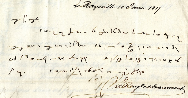 Leray-Letter-1817-excerpt
