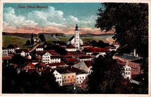 Postcard-Tann-Bild