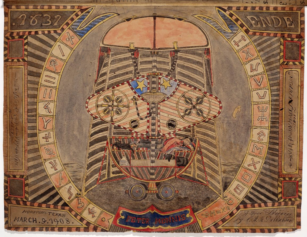 Dellschau-Painting-1