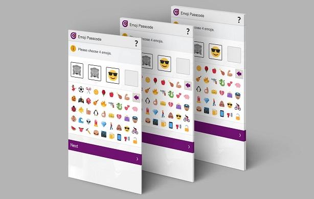 Emoji-Passcodes