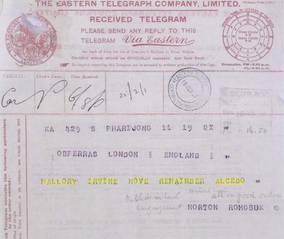Everest-Telegram