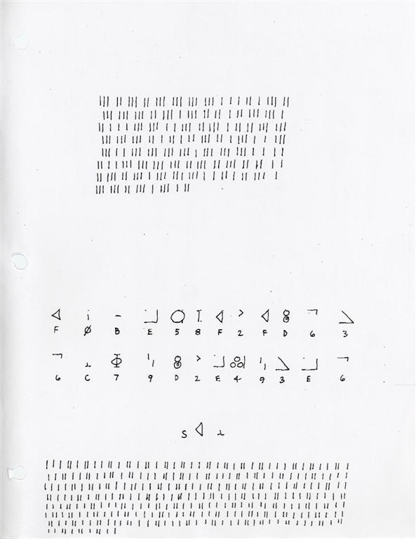 Fermilab-cryptogram