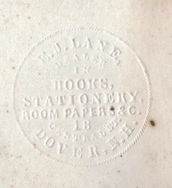 Lane-Manuscript-stamp
