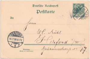 Postcard-1898-1407-Koeln-Herford-add