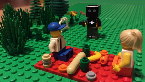 Zodiac-Lego