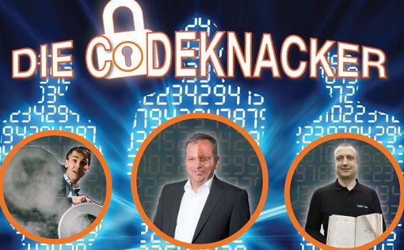 Codeknacker-bar