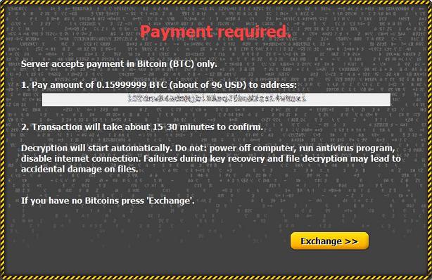 Ransomware-ECC