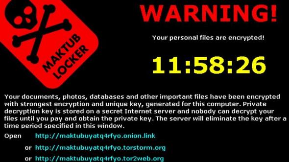 Ransomware-bar