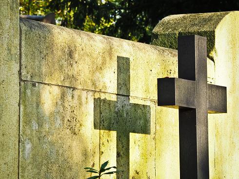 Cross-Grave
