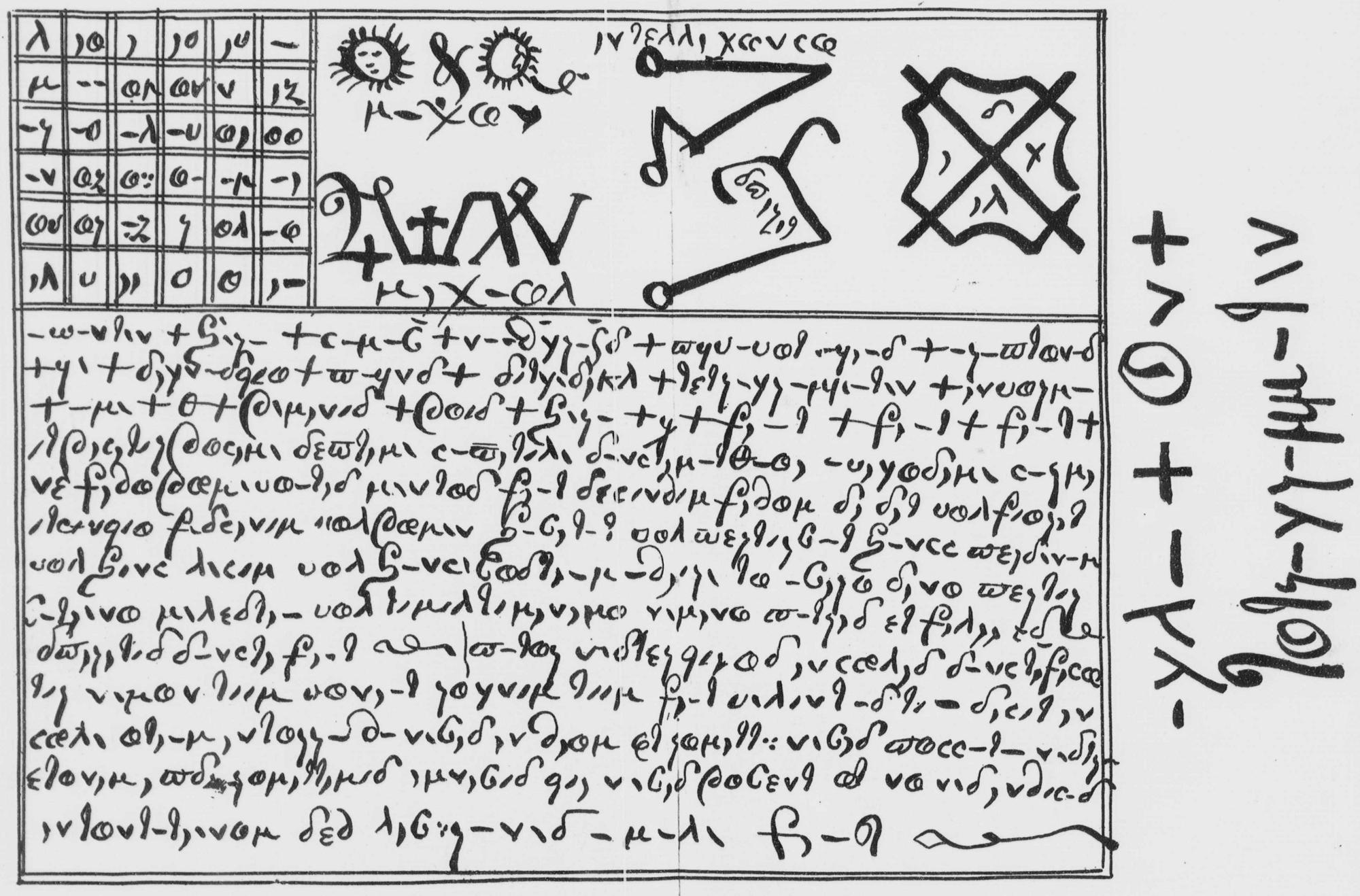 Reliquary-Cryptogram