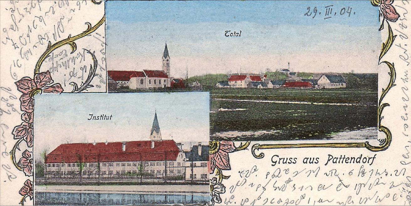 Postcard-Pattendorf
