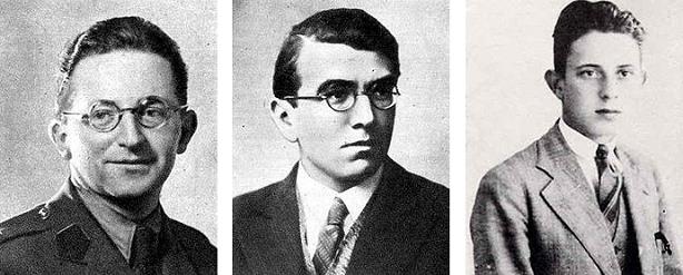 Rejewski-Drygalski-Rozycki-4-Portraits