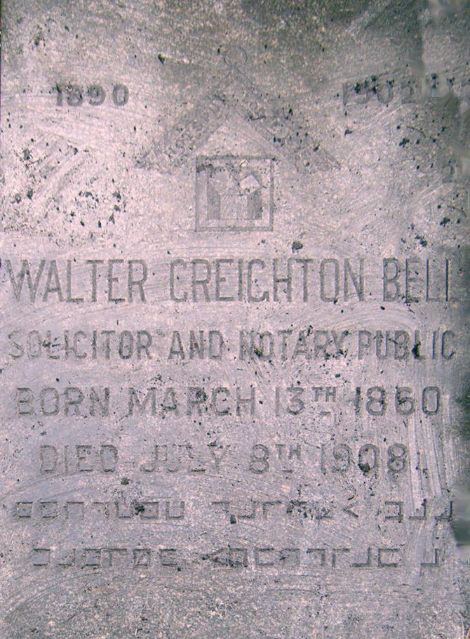 Bell-Grave-Pigpen